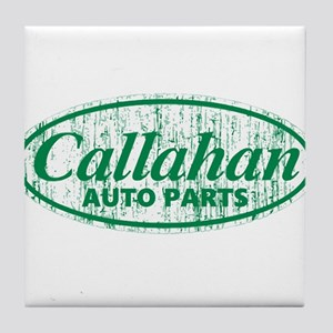 Callahan Auto Parts Sandusky Ohio gre Tile Coaster